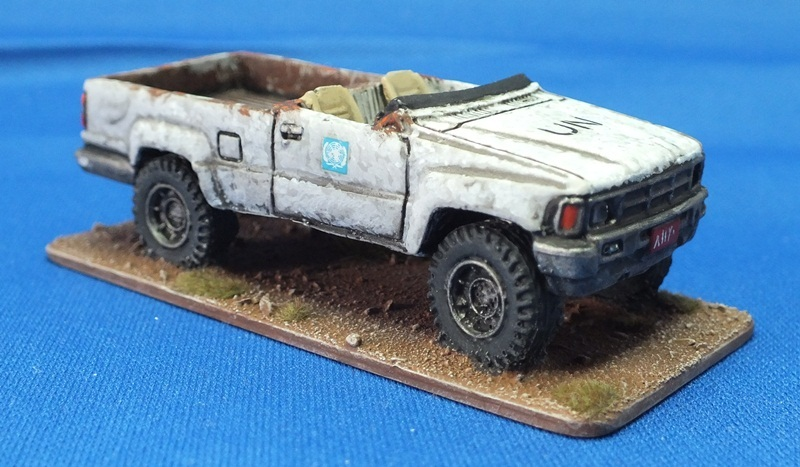 Technicals & Civilian Vehicles